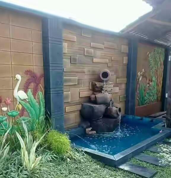 Jasa pembuat taman